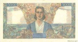 5000 Francs EMPIRE FRANçAIS FRANCE  1945 F.47.22 pr.SPL