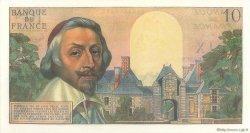 10 Nouveaux Francs RICHELIEU FRANCE  1960 F.57.07 pr.NEUF