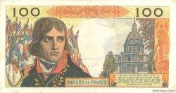 100 Nouveaux Francs BONAPARTE FRANCE  1960 F.59.05 TTB