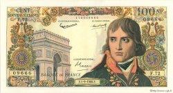 100 Nouveaux Francs BONAPARTE FRANCE  1960 F.59.07 SUP