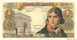 100 Nouveaux Francs BONAPARTE FRANCE  1960 F.59.07 TTB