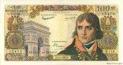 100 Nouveaux Francs BONAPARTE FRANCE  1961 F.59.11 TTB à SUP