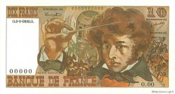 10 Francs BERLIOZ FRANCE  1972 F.63.00 pr.NEUF