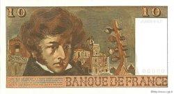 10 Francs BERLIOZ FRANCE  1972 F.63.00