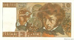 10 Francs BERLIOZ FRANCE  1972 F.63.00 TTB+