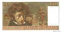 10 Francs BERLIOZ FRANCE  1973 F.63.02 pr.SPL