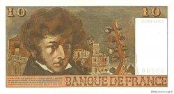 10 Francs BERLIOZ FRANCE  1974 F.63.07a SPL
