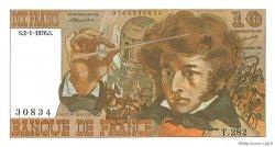 10 Francs BERLIOZ FRANCE  1976 F.63.16a pr.NEUF