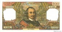 100 Francs CORNEILLE FRANCE  1969 F.65.28 pr.NEUF