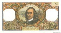 100 Francs CORNEILLE FRANCE  1970 F.65.29 SPL