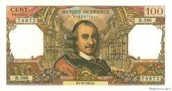 100 Francs CORNEILLE FRANCE  1971 F.65.37 NEUF