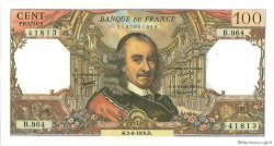 100 Francs CORNEILLE FRANCE  1976 F.65.53 SPL