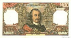100 Francs CORNEILLE FRANCE  1976 F.65.55 TTB+