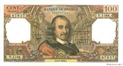 100 Francs CORNEILLE FRANCE  1978 F.65.61 pr.NEUF
