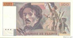 100 Francs DELACROIX modifié FRANCE  1978 F.69.00 pr.NEUF