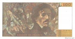 100 Francs DELACROIX 442-1 & 442-2 FRANCE  1994 F.69ter.01a NEUF