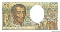 200 Francs MONTESQUIEU FRANCE  1981 F.70.01 SPL+