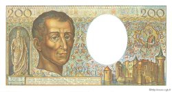 200 Francs MONTESQUIEU FRANCE  1988 F.70.08 NEUF