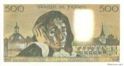 500 Francs PASCAL FRANCE  1976 F.71.14 SPL+