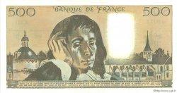 500 Francs PASCAL FRANCE  1980 F.71.21 SUP+