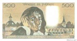 500 Francs PASCAL FRANCE  1982 F.71.27 SPL+