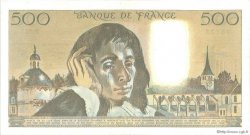 500 Francs PASCAL FRANCE  1985 F.71bis.05 SUP+