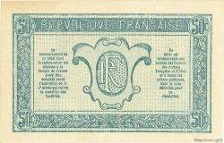 50 Centimes TRÉSORERIE AUX ARMÉES FRANCE  1917 VF.01.07 pr.NEUF