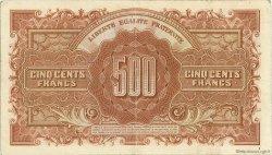 500 Francs Marianne FRANCE  1945 VF.11.03 TTB