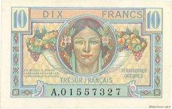 10 Francs Trésor Français FRANCE  1947 VF.30.01 pr.SPL