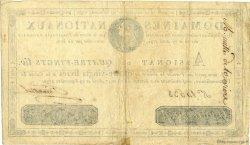 80 Livres FRANCE  1790 Muz.10 pr.TTB