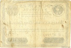 500 Livres FRANCE  1791 Muz.21 pr.TTB