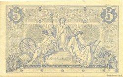 5 Francs NOIR FRANCE  1873 F.01.19 SUP+