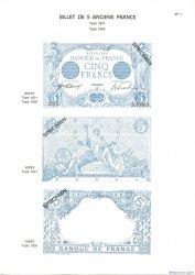 5 Francs BLEU FRANCE  1975 F.02.0 NEUF