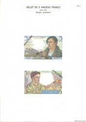 5 Francs BERGER FRANCE  1975 F.05pl NEUF