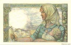 10 Francs MINEUR FRANCE  1947 F.08.18 NEUF