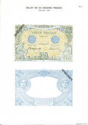 20 Francs BLEU FRANCE  1975 F.10.0 NEUF