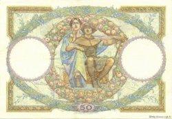 50 Francs LUC OLIVIER MERSON FRANCE  1928 F.15.02 SUP
