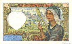 50 Francs JACQUES CŒUR FRANCE  1940 F.19.03 pr.NEUF