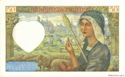 50 Francs JACQUES CŒUR FRANCE  1941 F.19.11 pr.SPL