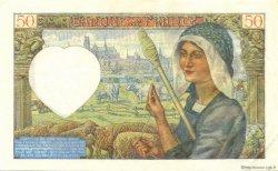 50 Francs JACQUES CŒUR FRANCE  1941 F.19.15 SUP