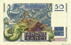 50 Francs LE VERRIER FRANCE  1946 F.20.01 TTB à SUP