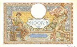 100 Francs LUC OLIVIER MERSON type modifié FRANCE  1937 F.25.04 pr.NEUF