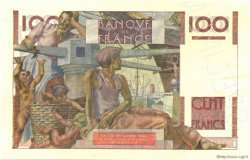100 Francs JEUNE PAYSAN FRANCE  1945 F.28.00s2 pr.NEUF