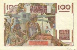 100 Francs JEUNE PAYSAN FRANCE  1951 F.28.29 NEUF