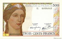 300 Francs FRANCE  1939 F.29.03 NEUF