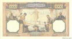 1000 Francs CÉRÈS ET MERCURE FRANCE  1930 F.37.05 SUP à SPL