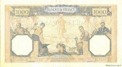1000 Francs CÉRÈS ET MERCURE type modifié FRANCE  1939 F.38.37 pr.NEUF