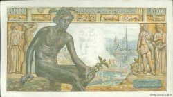 1000 Francs DÉESSE DÉMÉTER FRANCE  1943 F.40.41 pr.NEUF