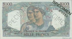 1000 Francs MINERVE ET HERCULE FRANCE  1948 F.41.00s6 pr.NEUF