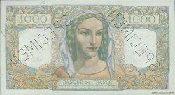 1000 Francs MINERVE ET HERCULE FRANCE  1948 F.41.00 pr.NEUF